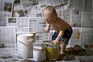 Vaikų ir kūdikių fotografavimas